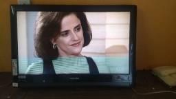 Tv LCD Toshiba 32 Funcionando mas com detalhe na tela
