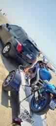 Reboque pra moto