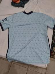 Camisa seleção Japão e Chelsea