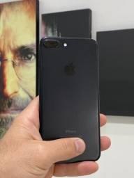 IPhone 7 Plus 32gb preto bateria 100% nova