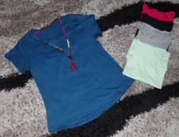 Camisa Plus Size Varios modelos