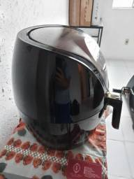 Fritadeira Sem Óleo Air Fryer Mondial Family Inox Digital Touch