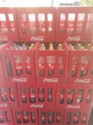 Vendo 40 cx de coca retornavel