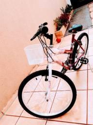 Vendo bike feminina aro 24