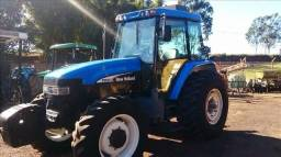 Trator - New Holland - New Tm 135 <br>