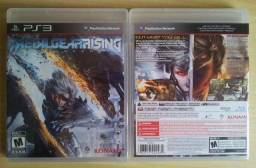 Metal Gear Rising: Revengeance - PS3 | Novo / Lacrado