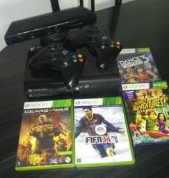 Xbox 360 Slim - Destravado!