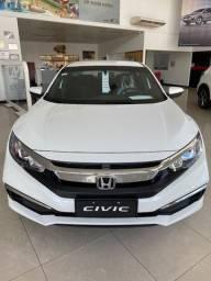 Honda Civic LX 20/21 0Km - Serigy Veículos