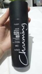 Spray Fixador para Cabelos Hair Charming Extra Forte