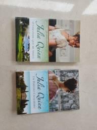 Livro 2 e 3 da série Os Bridgertons