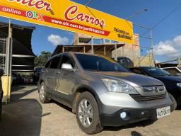 CRV EXL 2.0 16v 4WD aut/teto/couro