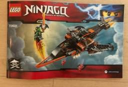 Lego Ninjago  7061