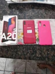 Samsung Galaxy A20s novinho na caixa
