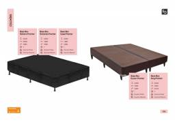 Base para cama box