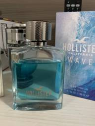 Hollister Wave + Paris Elysees perfumes importados 100ml