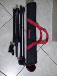 Pedestal Para Microfone Girafa Superlux + Bag