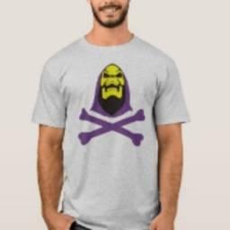 Camiseta em Poliéster