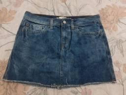 Saia jeans Levis original Tam 38