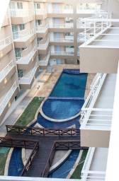 Apartamento para venda na praia do Cumbuco com 53m² com 1 quarto