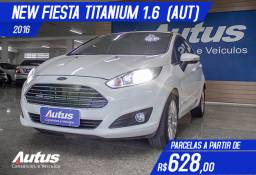 Ford New Fiesta Titanium Hatch 1.6 16V PowerShift 2016