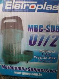 Vendo Motobomba Submersível