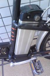 Bicicleta Elétrica Blitz Galaxy Completa (relíquia)