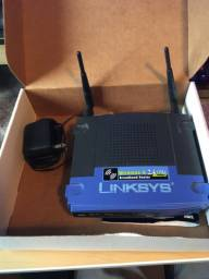 Roteador Linksys Wi-fi 2.4ghz 54mbps
