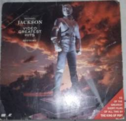 Ld Laser Disc - Michael Jackson - Video Greatest Hists - History!