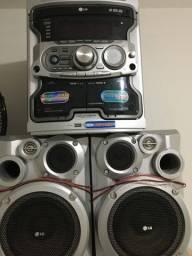 Rádio LG orinal