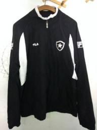 Conjunto fila calça e casaco do Botafogo