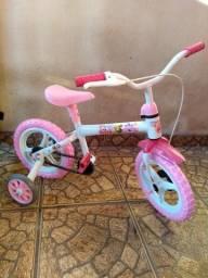 Bicicleta Princesinha Bike - Aro 12