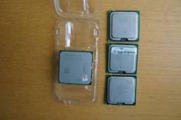Sucata de Informatica 4 Processadores e 3 Placa Mãe 100$