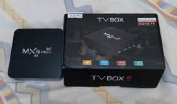 Tv box 200,00 zero na caixa