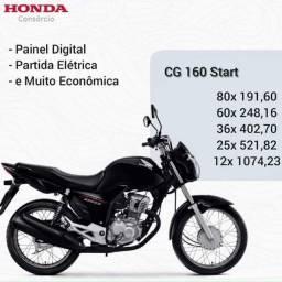 Start 160 Consorcio Honda