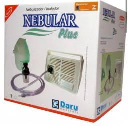 Nebulizador inalação completo Nebular PLUS