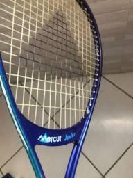 Raquete de tênis tamanho Júnior