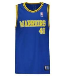 Regata NBA Golden State Warriors Retrô