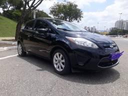 Ford Fiesta SE 1.6 mecanico preto 2012