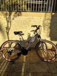Bicicleta mongoose roda aero raio inox  ,toda em alumínio,toda rolamentada