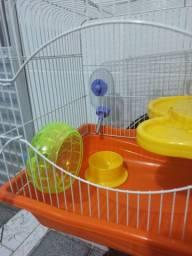 Casinha de hamster/ gaiola para hamster