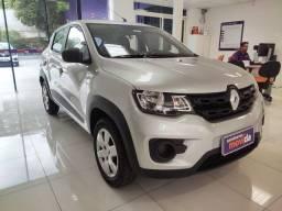 Renault Kwid Zen 1.0 2020 Completo Muito Economico