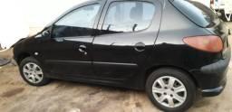 Peugeot 2006 1.4 flex completo unico dono entrada mais promissoria