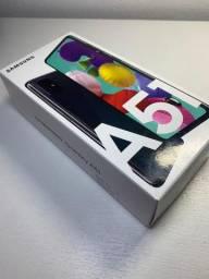 Samsung A51 128Gb Preto - novo lacrado