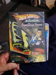 Hot Wheels DVD