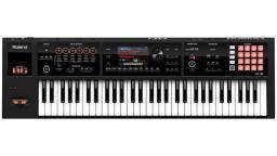 Roland FA-06 Music Workstation - Estado de Novo