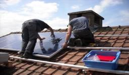 Sistema completo de placa solar fotovoltaico