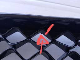 Grade Frontal Radiador Fiat Cronos Detalhes
