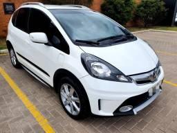R$ 856,00 por mês/ HONDA FIT TWIST 1.5 flex 16v aut 2014