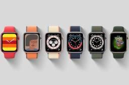Apple watch série 6 40mm novo lacrado lançamento