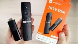 Xiaomi tv stick transforme sua tv em smart